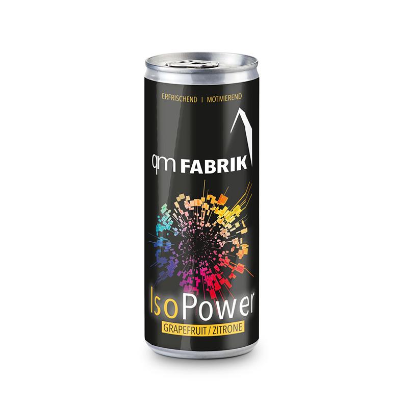 ISO Sport Drink, light - Grapefruit-Zitrone, 250 ml
