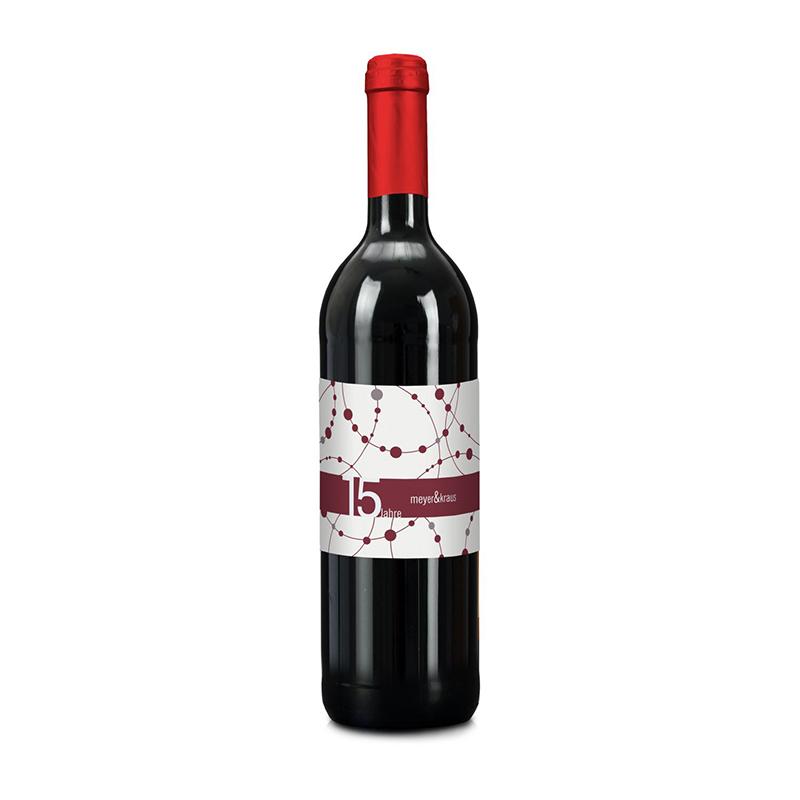 Französischer Cabernet Sauvignon Trocken - Kapselfarbe Rot, 0,75 l