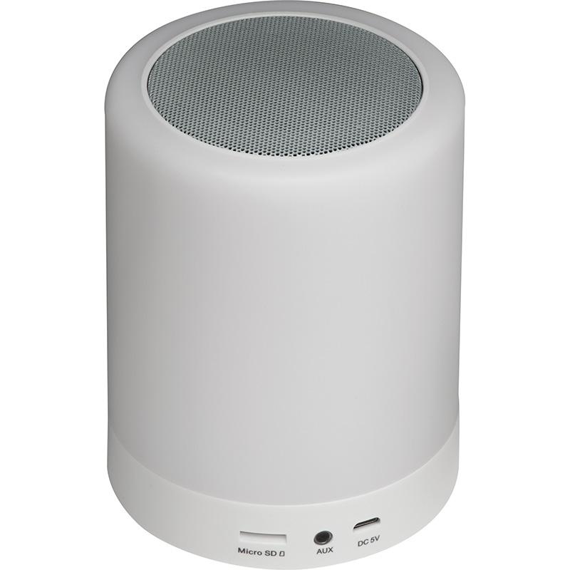 Bluetooth Lautsprecher mit wechselnder Beleuchtung