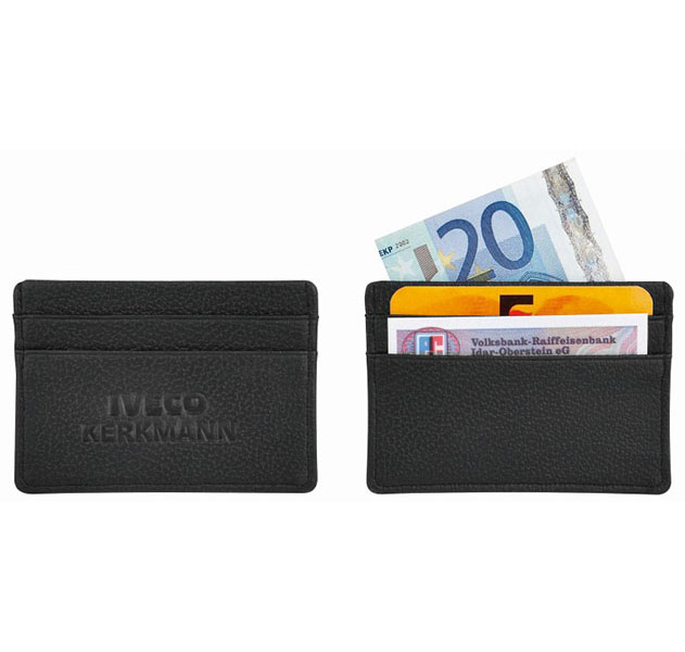 Blackmaxx® Kreditkartenetui LookPlusDeluxe