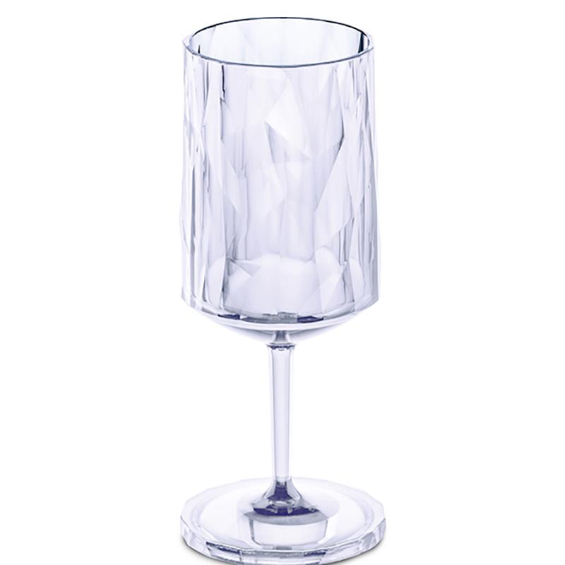 KOZIOL Weinglas 350ml CLUB NO. 4