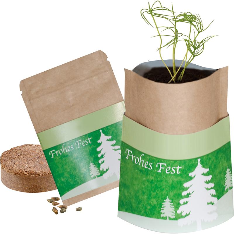 Natur-Bag Weihnachtsbaum