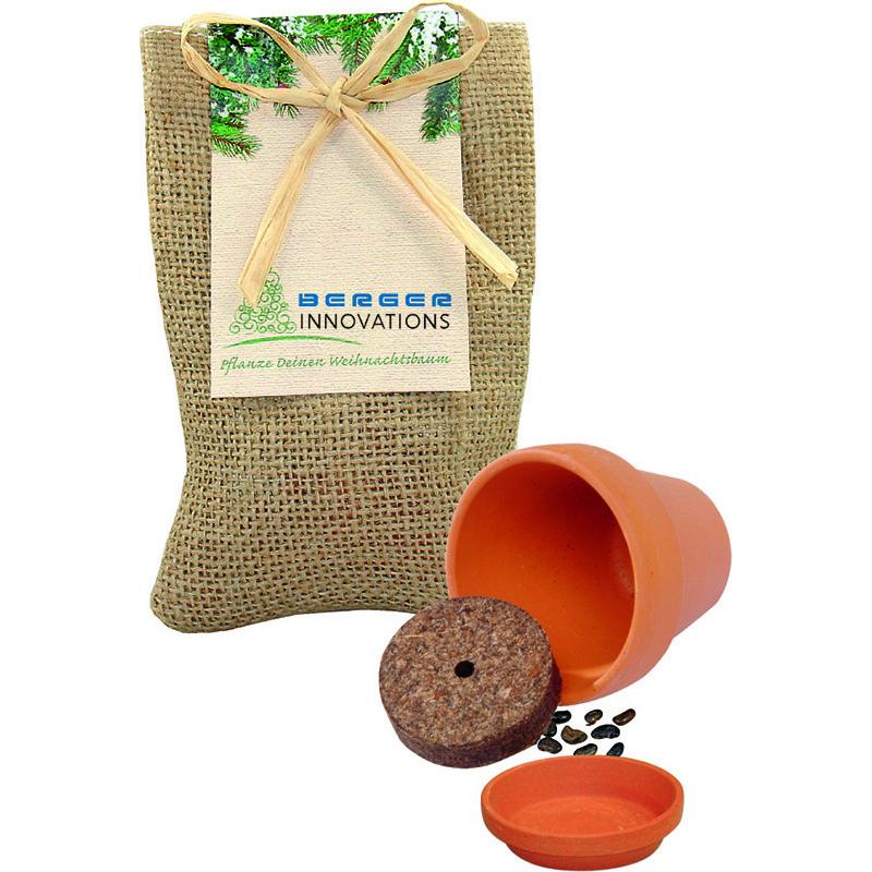 Natur - Säckchen klein 'Pflanze deinen Baum'