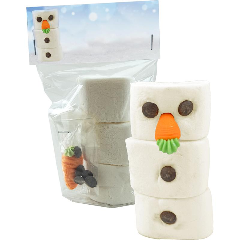 Süßer Schneemann