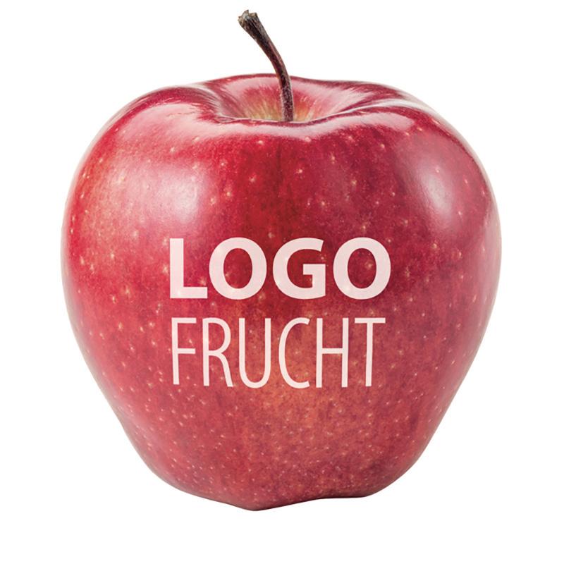 LogoFrucht Apfel rot