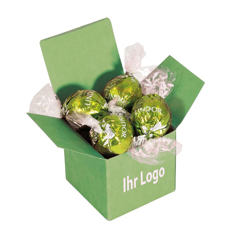 Color Lindor Box Hellgrün Pistazie