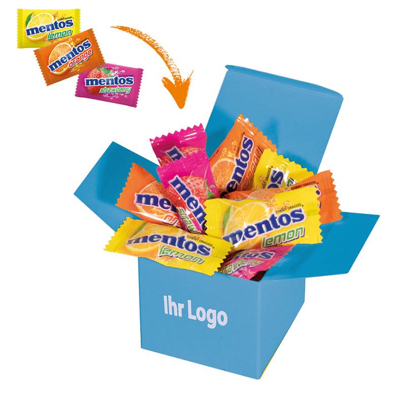 Color Mentos Box Hellblau