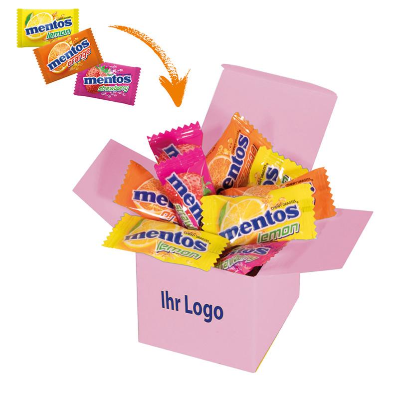 Color Mentos Box Rosa