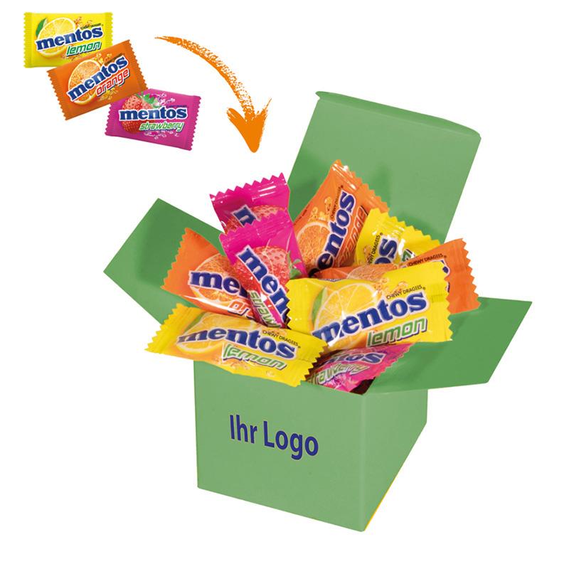 Color Mentos Box Hellgrün