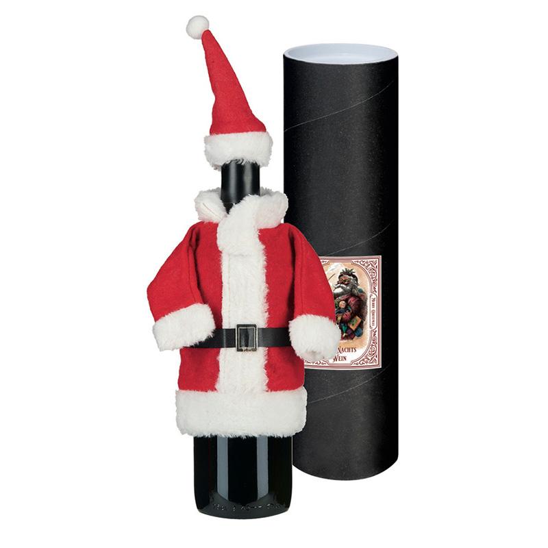 Wine Tube Weihnachtsmann