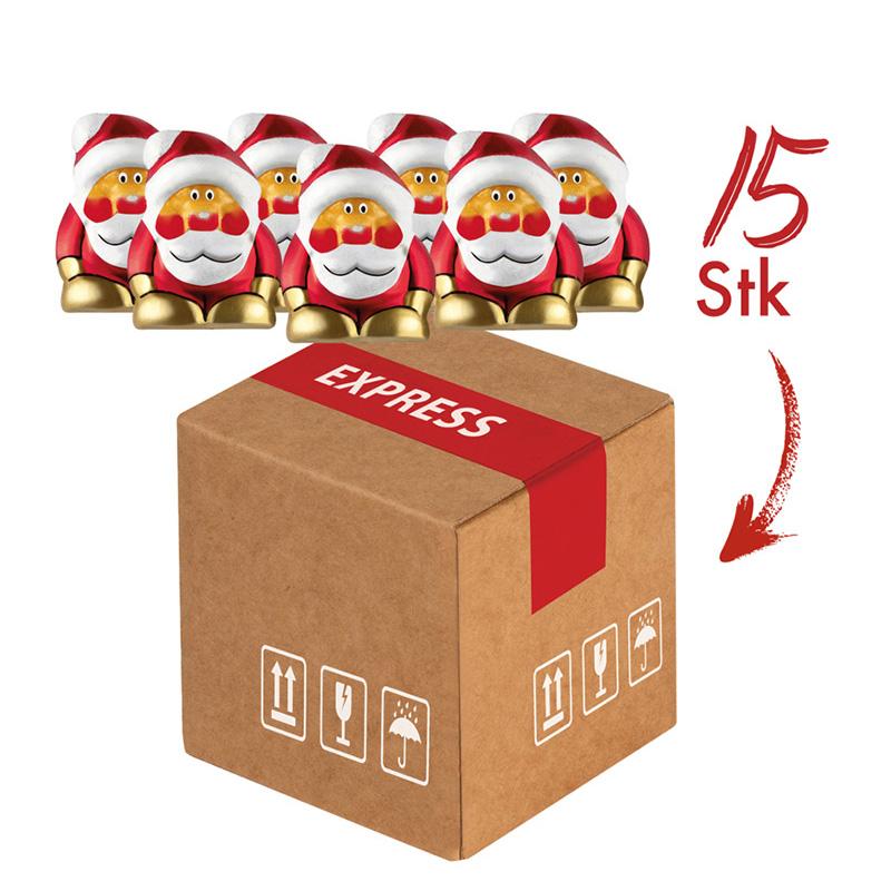 Mini-Cargo Santas