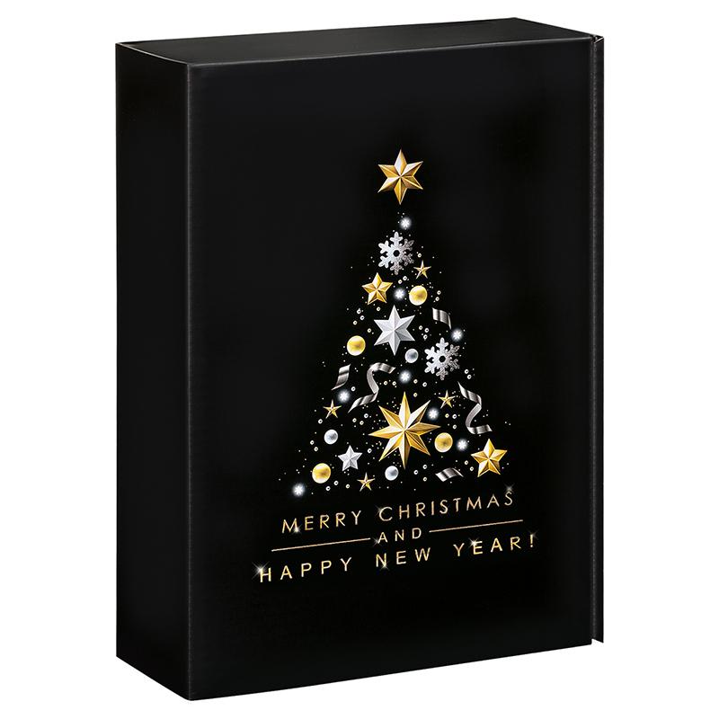 3er Präsentkarton Best Wishes