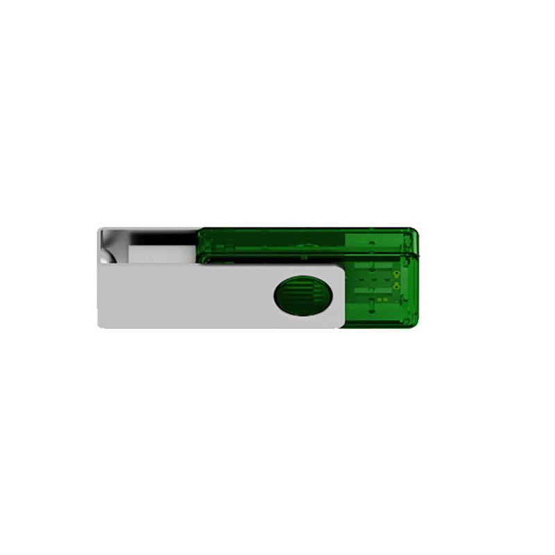 Klio-Eterna USB-Speicher mit drehbarem Schutzbügel
