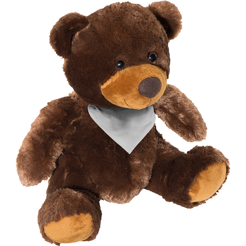 Teddybär Papa aus Plüsch