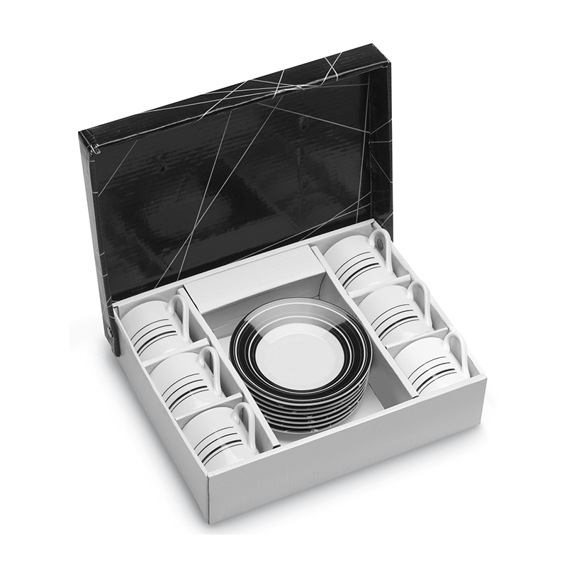 Espressoset REFLECTS-LUCENA