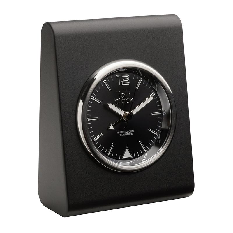 Alarmuhr LOLLICLOCK-ALARM BLACK