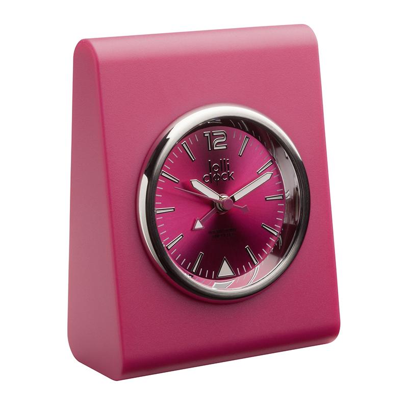 Alarmuhr LOLLICLOCK-ALARM MAGENTA