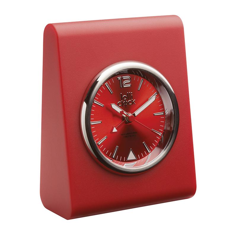 Alarmuhr LOLLICLOCK-ALARM RED