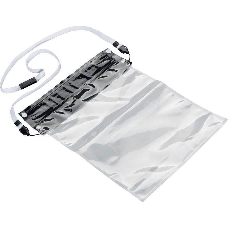 Wasserdichte Hülle für Tablets mit speziellen Verschluss