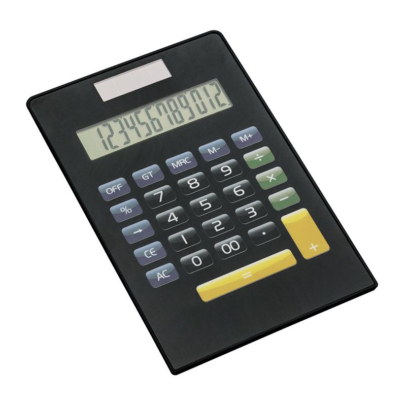 Taschenrechner REFLECTS-TURKU BLACK