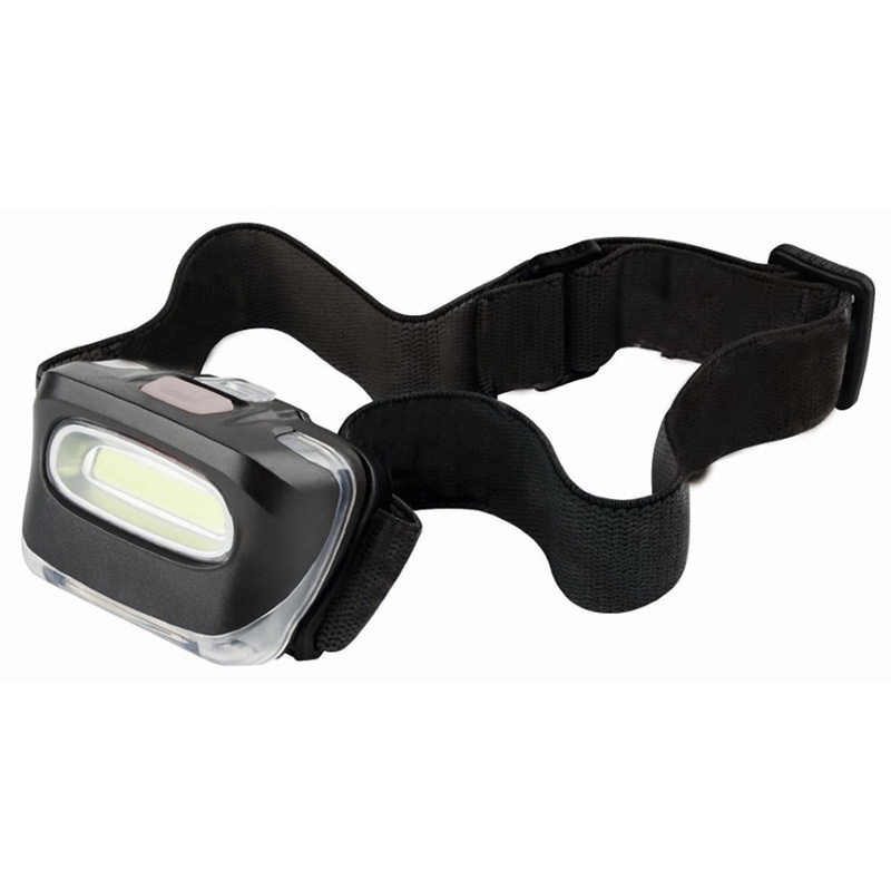 Metmaxx® LED MegaBeam Kopflampe TopCOB