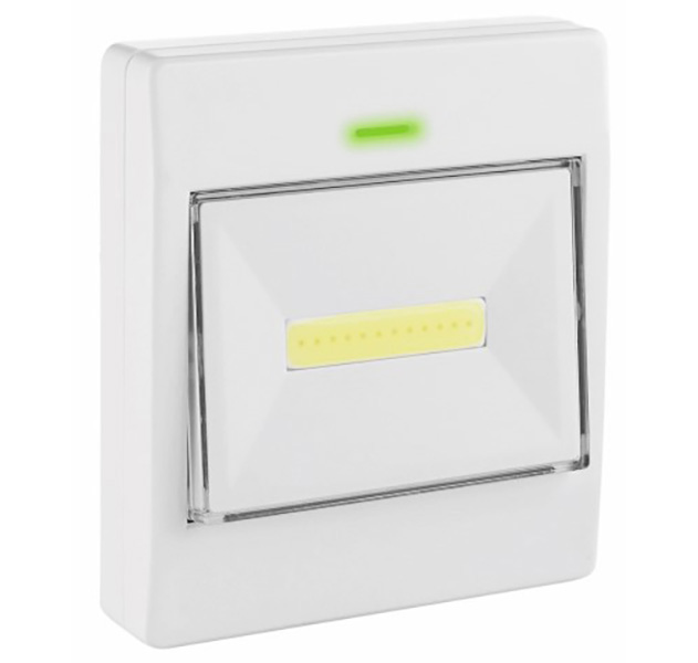 Metmaxx® LED MegaBeam Lichtschalter KlickKlack