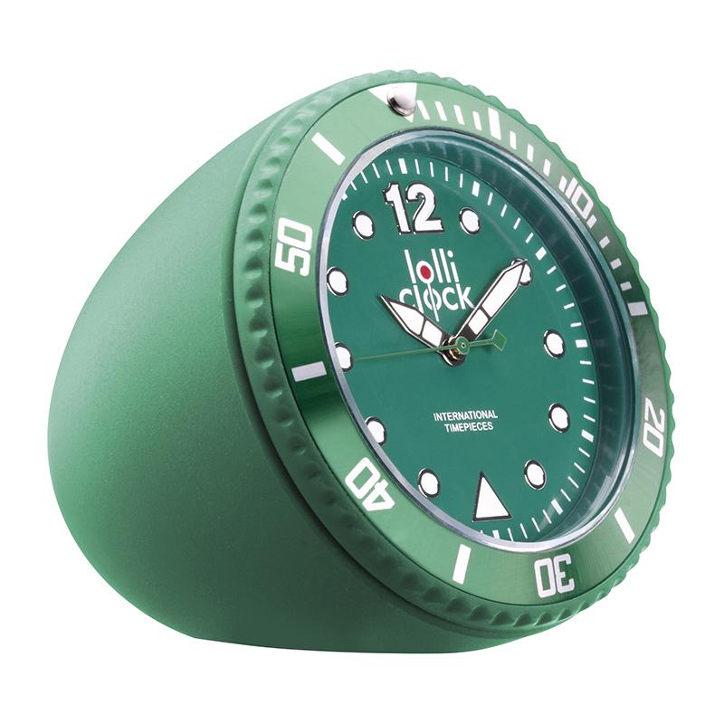 Uhr LOLLICLOCK-ROCK GREEN