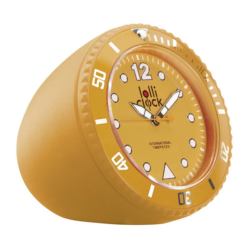 Uhr LOLLICLOCK-ROCK ORANGE