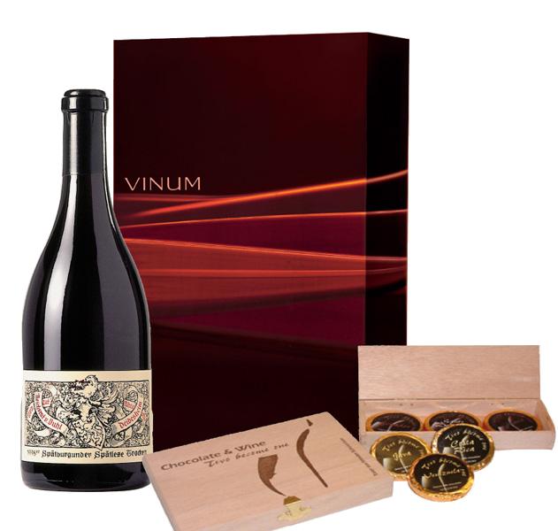 Chocolate & Wine Paket