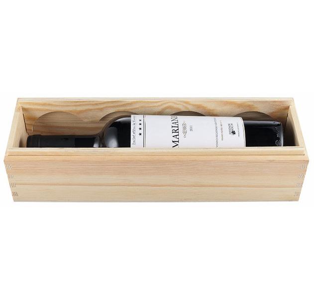 Metmaxx® Weinbox TheOriginal Wine&StoreBox