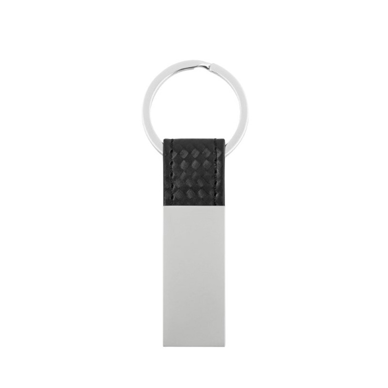 Metmaxx® Schlüsselanhänger MyBrand CARBON