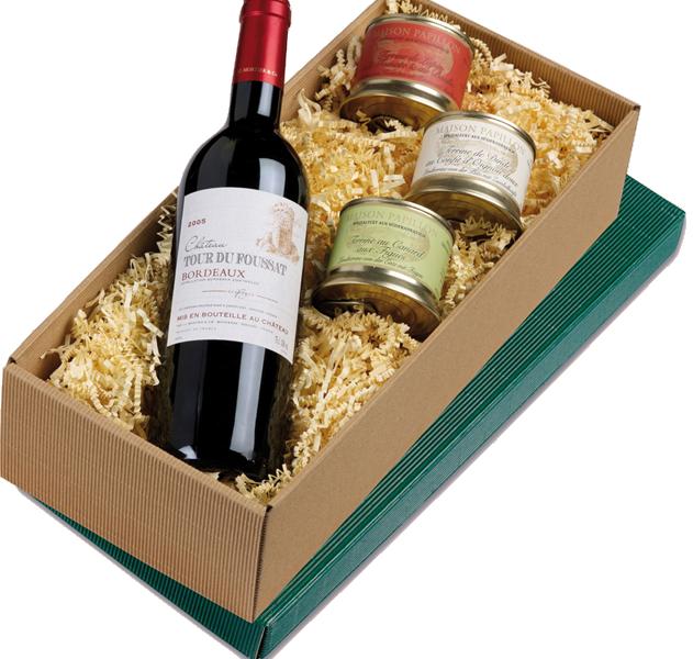 Bordeaux  Paket