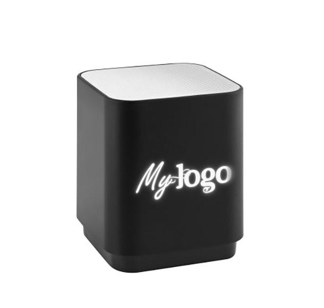 Metmaxx® Lautsprecher CubeLogo
