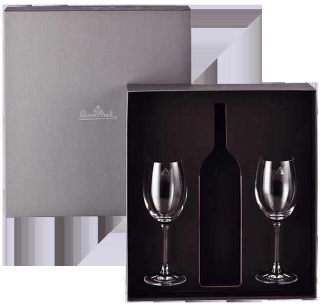 Rosenthal Weißwein Präsent-Set