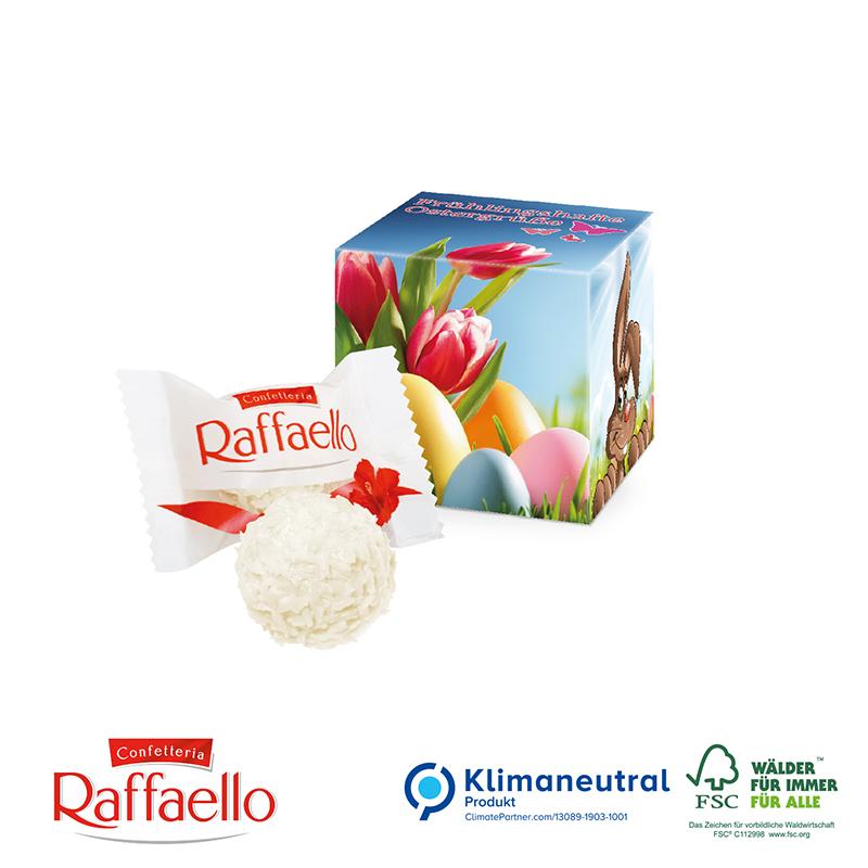 Werbe-Würfel Raffaello, 1er