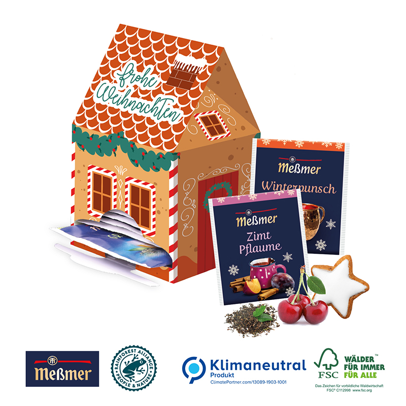 Tee-Haus Mini, Klimaneutral, FSC®