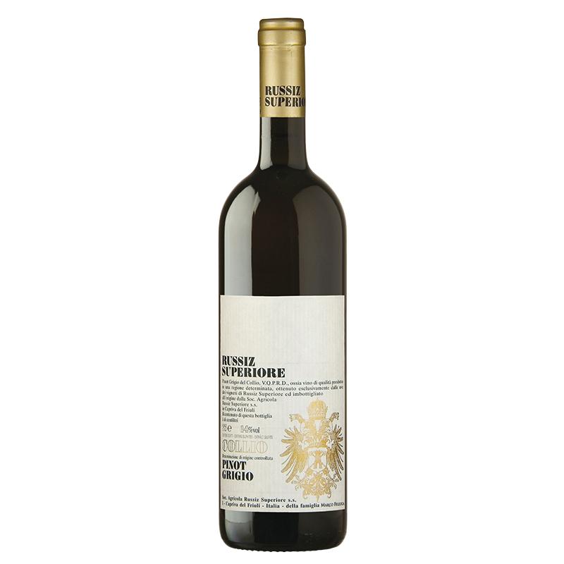 2018 Russiz Superiore Pinot Grigio DOC Collio