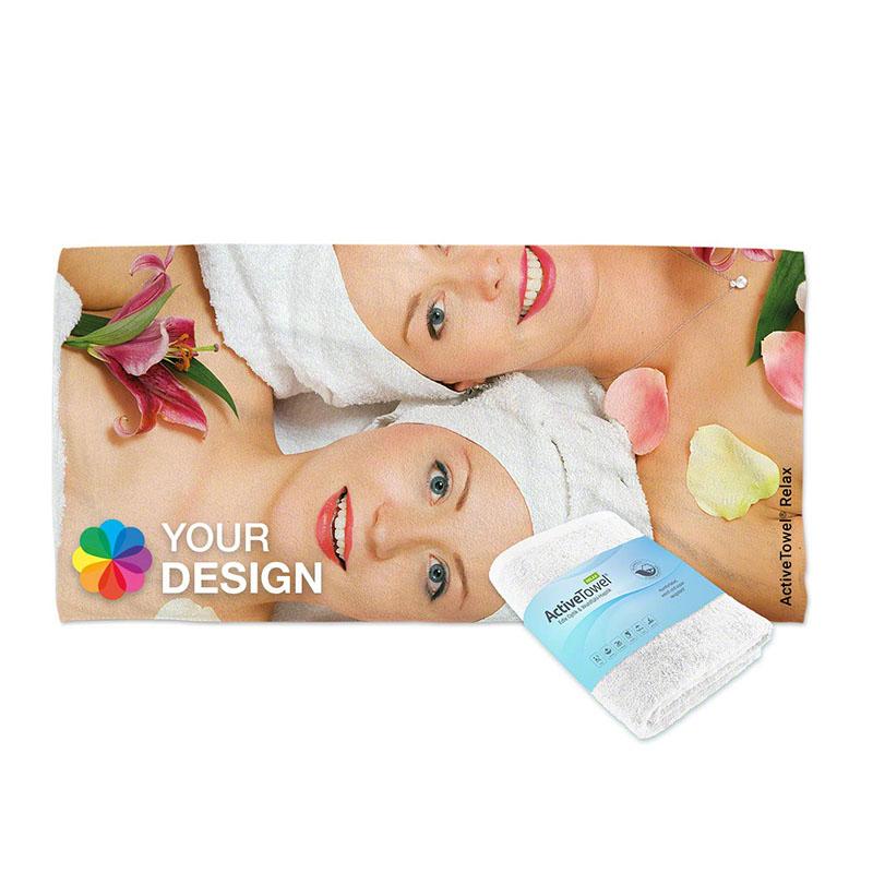 ActiveTowel® Relax Wohlfühl-Handtuch 100x50 cm