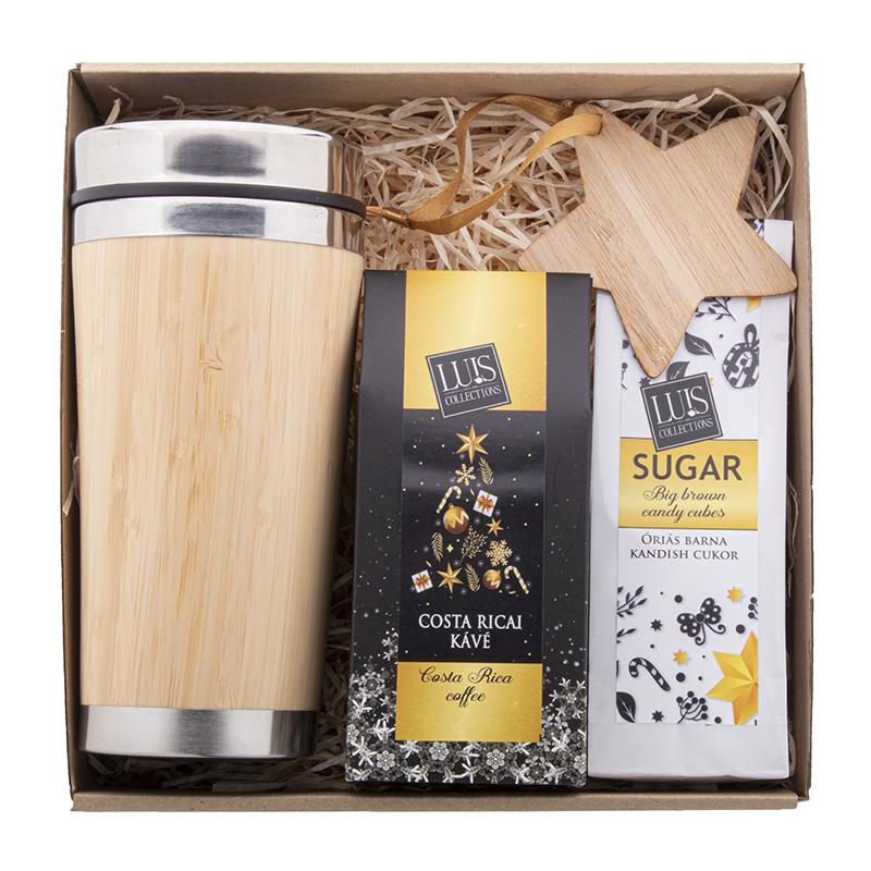 Geschenkset Kaffee Brunca