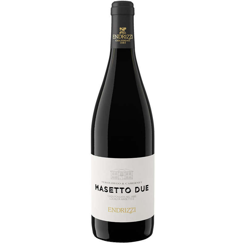 2017 Endrizzi Masetto Due IGT