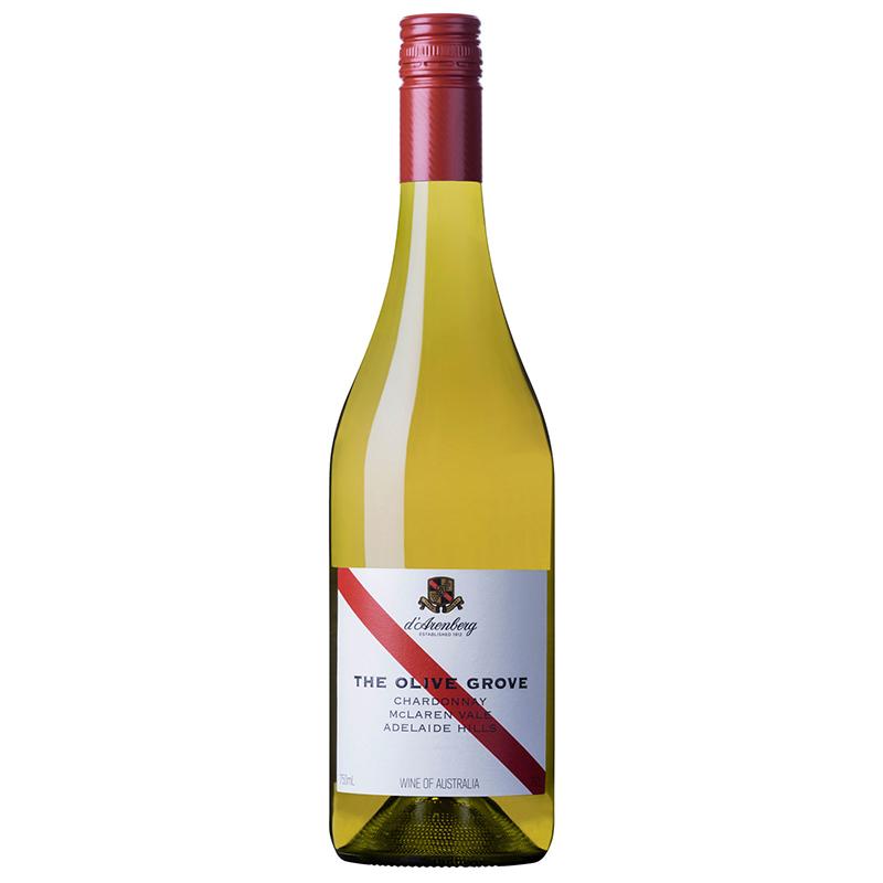2018 D Arenberg The Olive Grove Chardonnay