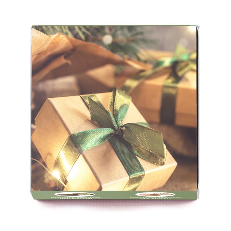 4er Geschenkpackung Marzipan Weihnachten