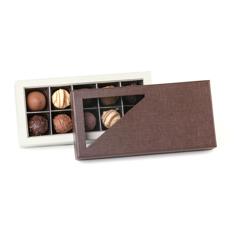 Geschenkverpackung Elegance Edition Pralinen-Trüffelmischung