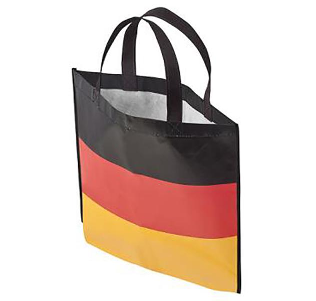 Tragetasche Nations Laminiert Deutschland