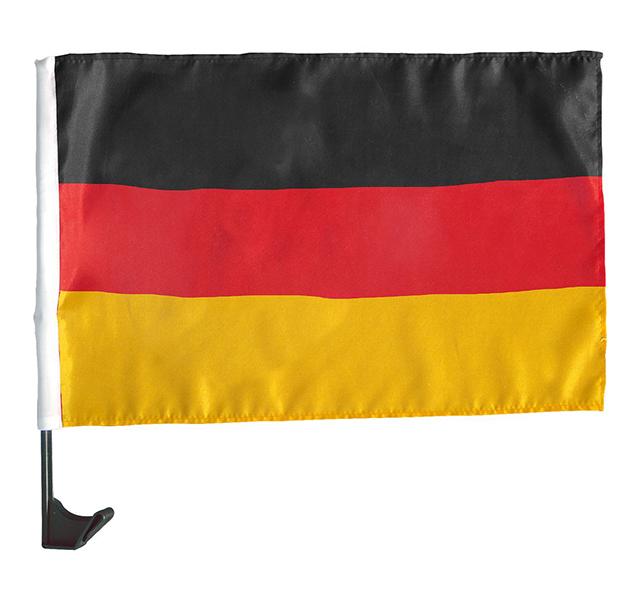 Autofahne Nationalflagge Deutschland