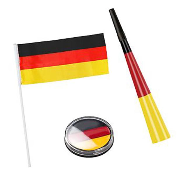 Fanset Team Deutschland