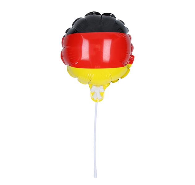 Luftballon Soccer Deutschland Klein