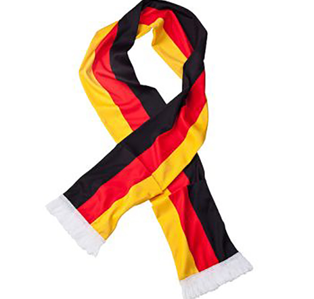 Fanschal Pockets Deutschland