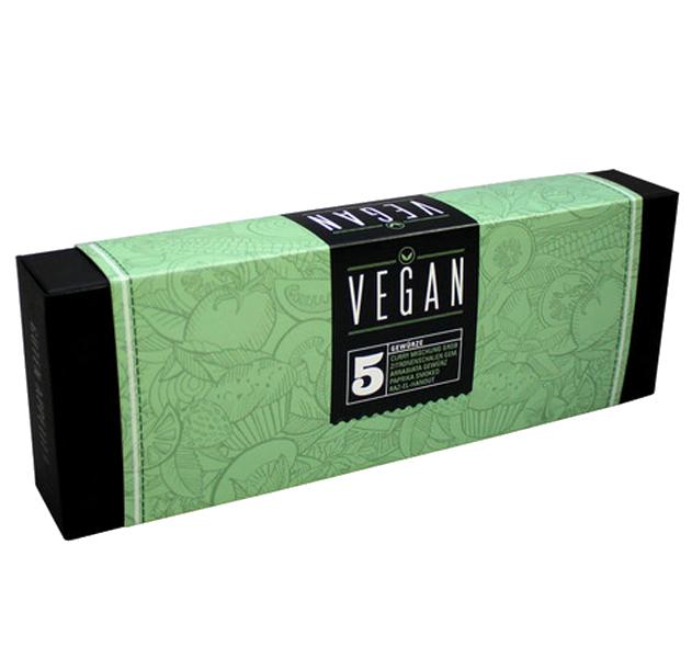 5er Gewürzset Vegan Exklusive