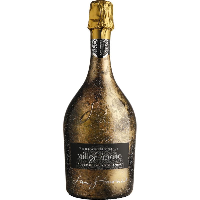 Millesimato Cuvée Blanc de Blancs Brut - Galaxy Gold Edition